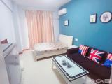 海沧潘多拉滨海社区王子广场正规单身公寓出租大阳台可做饭