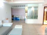 卧龙BRT正规两房两厅两卫精装修全套家具98平4400元