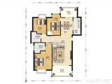 富山源昌君悦山3室2厅2卫152.14m²