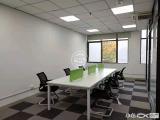 软件园二期新装95平朝南带一个隔间全套家具写字楼拎包
