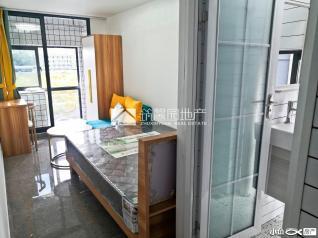 明丰(有阳台可做饭独立卫生间仅1600包物业宽带)宝龙一城
