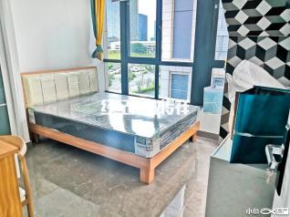 明丰(落地窗可做饭包物业多套房源出租)宝龙一城时代中心软件园