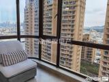 新出2号地铁线新景华府二期全新二房3600元.月带阳台