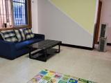 思明金鸡亭3楼3房2厅卫家具家电100m²齐全4200元看房有锁
