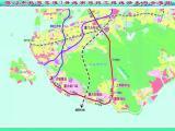 地铁3号线南延段5个站点公布 线路全长约8.3公里