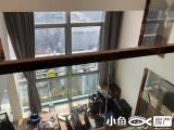 万科云玺商务公馆使用面积160平5米挑高可住精装拎包
