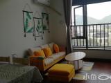 西柯镇阳光城翡丽海岸1室1厅1卫40m²