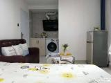 软件园南门对面,明丰财富精装修单身公寓出租