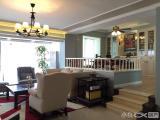 瑞景福满山庄4室2厅2卫161.90m²美式豪装前后无遮挡视线采光通风极佳